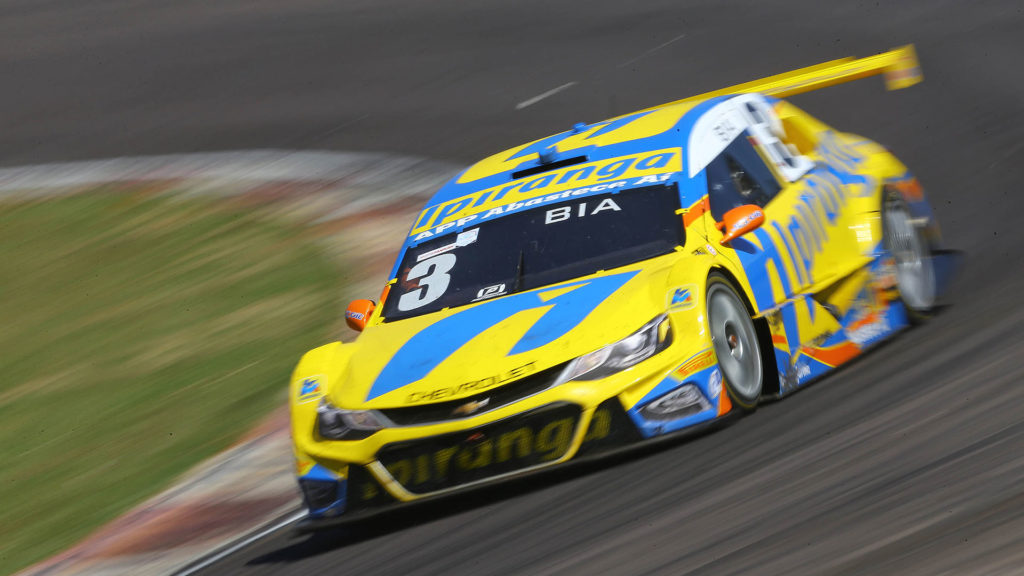 Bia Figueiredo na Stock Car
